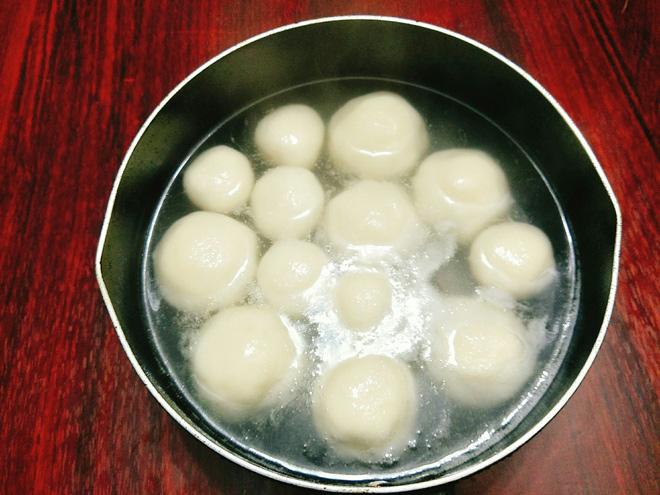 Tuyệt chiêu làm bánh dầy đậu xanh dẻo mềm, trắng ngần cho bữa sáng - 10