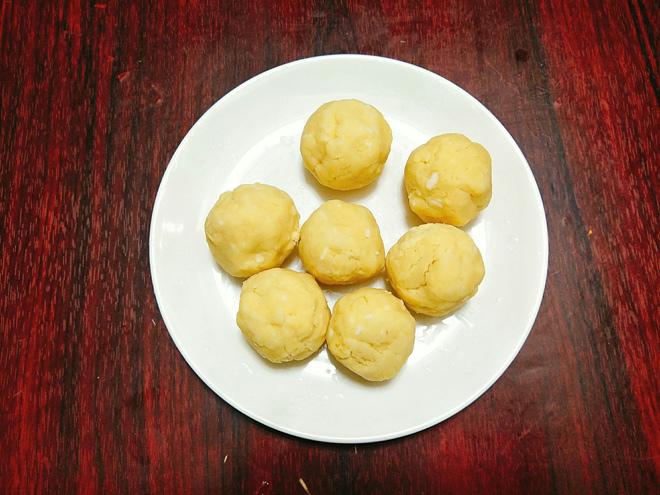 Tuyệt chiêu làm bánh dầy đậu xanh dẻo mềm, trắng ngần cho bữa sáng - 6
