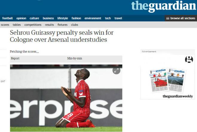 """Arsenal thua sốc: Báo Anh chê tơi tả, rộ tin Wenger sắp """"về vườn"""" - 2"""