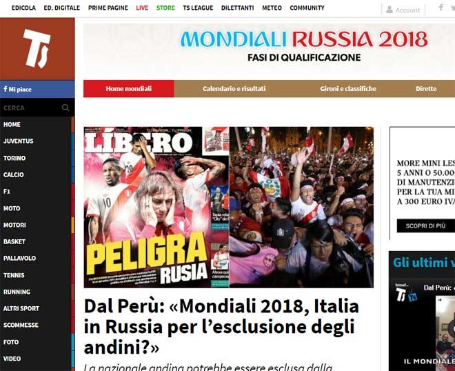 """Italia chờ """"phép màu"""" dự World Cup, cần bàn tay sắt của FIFA - 2"""