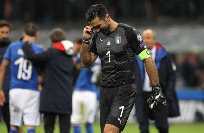 """Italia chờ """"phép màu"""" dự World Cup, cần bàn tay sắt của FIFA - 1"""