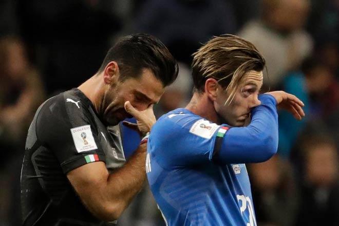 Italia vẫn có thể dự World Cup: Phép màu kì diệu hay ảo tưởng? - 1