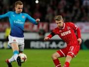 Chi tiết Cologne - Arsenal: Lực bất tòng tâm (KT)