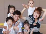 """Ca sỹ Lý Hải: """"Bốn đứa con với tôi là quá đủ"""""""