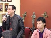 NSND Anh Tú đau đầu, mất ngủ vì tiền khi điều hành nhà hát kịch Việt Nam
