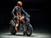 KTM công bố giá chính thức của 790 Duke 2018