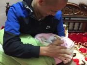 Tin tức trong ngày - Trong giá rét cắt da thịt, bé sơ sinh 20 ngày tuổi bị bỏ rơi cùng bức thư