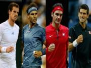Djokovic, Murray mơ vĩ đại năm 2018:  Sư phụ  Nadal lớn tiếng thách thức
