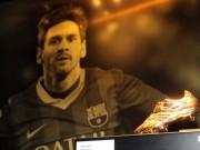 """Messi 4 lần đoạt """"Giày vàng"""": """"Liều doping"""" đấu Ronaldo """"Bóng vàng"""""""