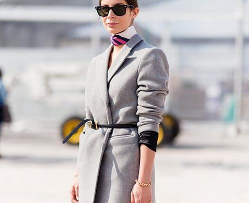 Lạnh rồi mà chưa biết 11 cách thắt khăn này thì đừng nhận sành điệu - 4