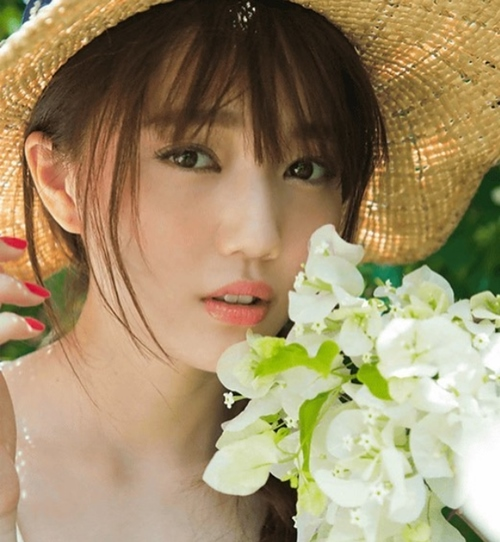 Chưa tròn 20, mỹ nhân Nhật khiến bao anh điêu đứng vì đẹp hơn hoa - 5