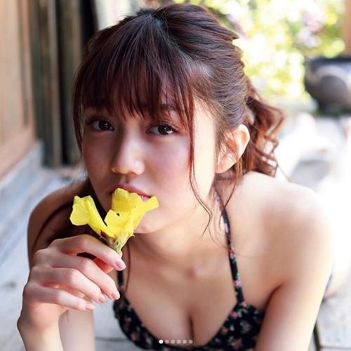 Chưa tròn 20, mỹ nhân Nhật khiến bao anh điêu đứng vì đẹp hơn hoa - 8