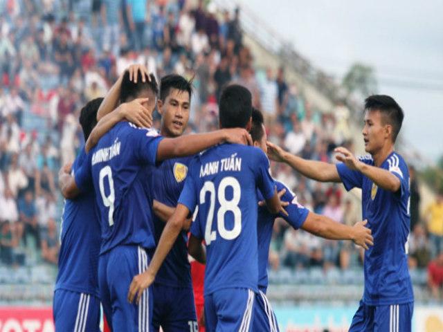 Quảng Nam ngây ngất vô địch V-League, nhận thưởng 3 tỷ đồng