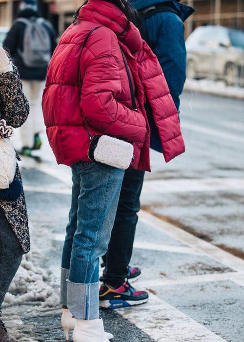 Ai bảo áo phao béo chỉ ấm chứ không thể mặc đẹp? - 2