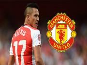 Chuyển nhượng MU: Mourinho quyết giành Sanchez, chinh phục cúp C1