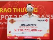 """Tin tức trong ngày - Giải đặc biệt của xổ số Vietlott lên 120 tỉ: Tỉ lệ trúng """"không tưởng"""""""