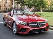 Mercedes E-Class Convertible 2018 giá từ 1,504 tỷ đồng