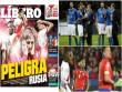 """Italia ôm mộng dự World Cup: """"Nhát kiếm chí tử"""" từ Peru"""