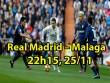 Real Madrid – Malaga: Sự hưng phấn của Ronaldo, Benzema