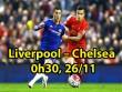 Liverpool – Chelsea: Hàng công thăng hoa, đại chiến rực lửa