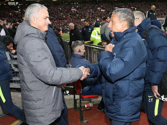 MU thắng may: Mourinho có kỷ lục 51 năm, sẵn sàng nhường điểm Brighton