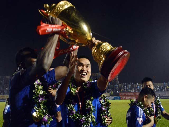 Quảng Nam vượt Hà Nội vô địch V-League: Những phút đau tim