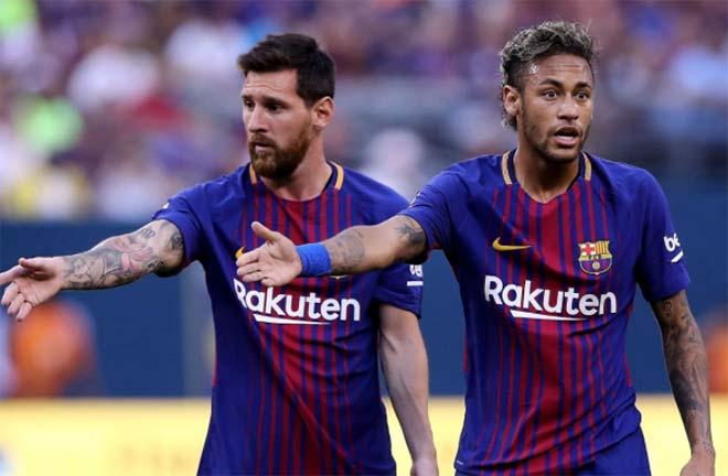 Barcelona thăng hoa, Messi thừa nhận bán Neymar có ích - 1