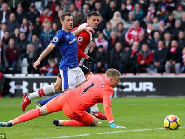 Southampton - Everton: Thăng hoa nhờ đôi cánh thiên thần