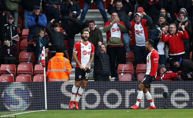 Southampton - Everton: Thăng hoa nhờ đôi cánh thiên thần - 2