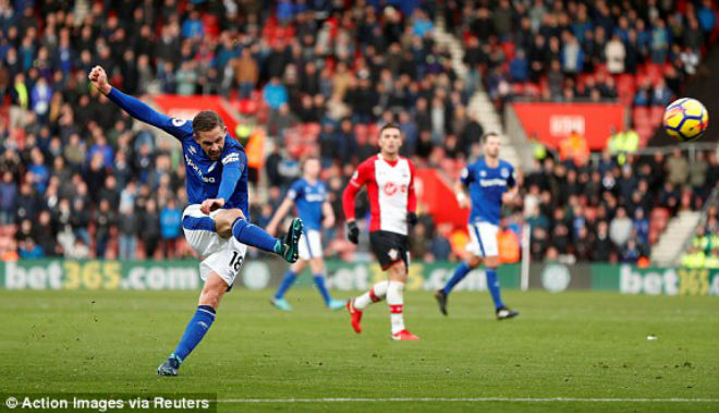 Southampton - Everton: Thăng hoa nhờ đôi cánh thiên thần - 1