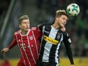 M ' gladbach - Bayern: Phạt đền mở khóa, thăng hoa không ngờ