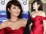 """"""" Nữ hoàng gợi cảm """"  Kim Hye Soo đẹp không góc chết"""