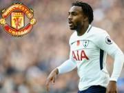 Chuyển nhượng MU: Sao Tottenham thờ ơ Chelsea, tỏ tình  Quỷ đỏ