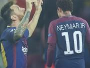Bóng đá - Barcelona thăng hoa, Messi thừa nhận bán Neymar có ích