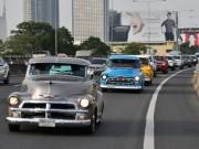Đã mắt với dàn bán tải Chevrolet cổ của người Thái