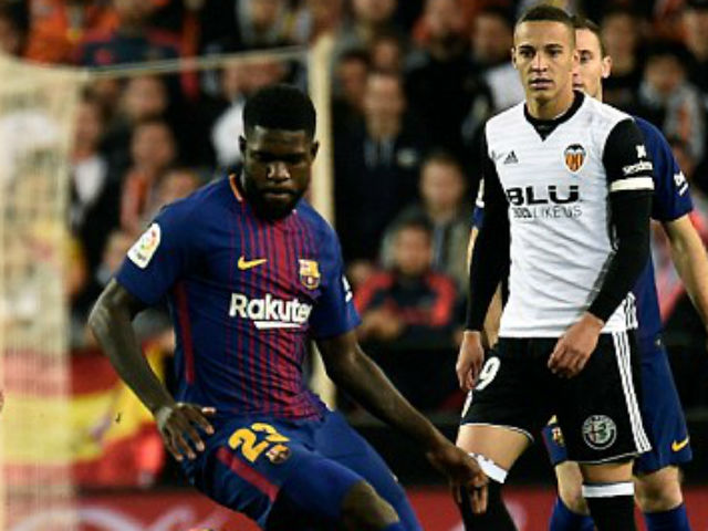 """Valencia - Barcelona: Thảm họa trọng tài, cái kết """"thót tim"""""""