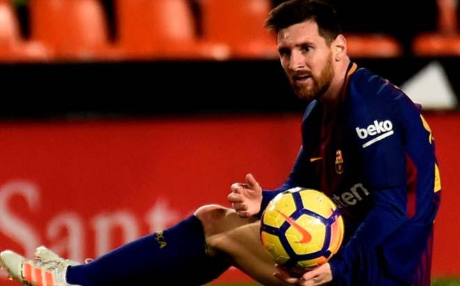 """Messi tậm tịt 6 trận liên tiếp: Barca cần lắm """"tiếp viện"""" - 1"""