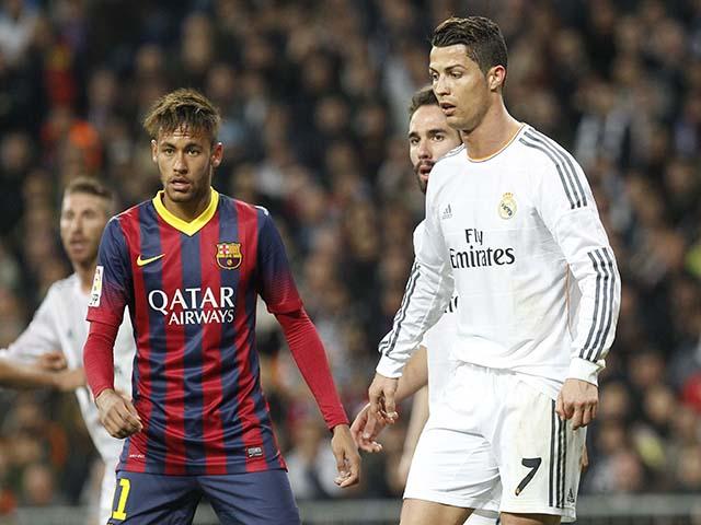 """Ronaldo bí mật đàm phán PSG: Neymar nổi điên, tung chiêu """"kỳ đà cản mũi"""""""