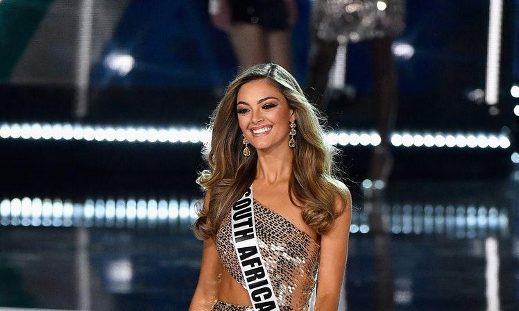 Vẻ nóng bỏng của mỹ nữ Nam Phi đăng quang Hoa hậu Hoàn vũ - 3
