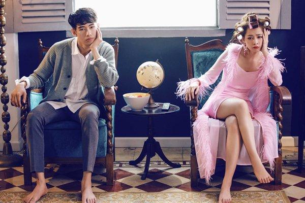 Váy áo đẹp như công chúa, Chi Pu vẫn bị soi vì sự cố hớ hênh trong MV mới - 4