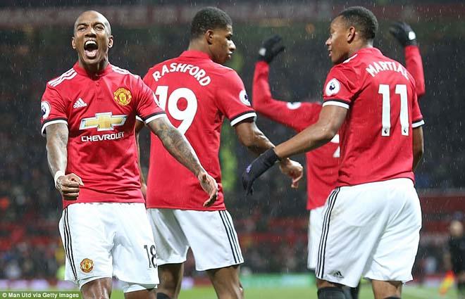 "Derby Manchester: Mourinho & Guardiola ""chơi chiêu"", MU - Man City giấu bài? - 3"