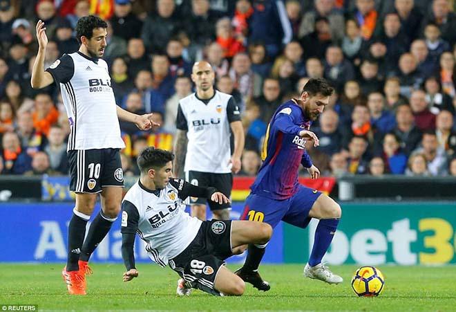 """Tiêu điểm V13 La Liga: Barca bị """"cướp"""" 3 điểm, Real ôm mộng Siêu kinh điển - 1"""