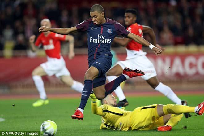 Nhà giàu PSG - Neymar bị điều tra: Mbappe đấu Monaco, bị UEFA dọa đuổi - 1