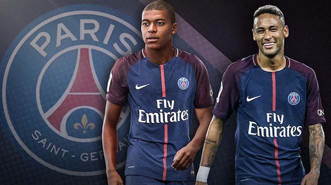 Nhà giàu PSG - Neymar bị điều tra: Mbappe đấu Monaco, bị UEFA dọa đuổi - 2