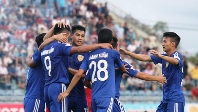 Quảng Nam lần đầu vô địch V-League: Những con số chói sáng - 2