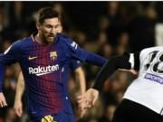 """Bóng đá - Messi-Barca & """"ác mộng"""" trọng tài: Triệu lời phẫn nộ, kêu gọi dùng công nghệ"""