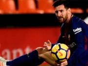 """Messi tậm tịt 6 trận liên tiếp: Barca cần lắm  """" tiếp viện """""""