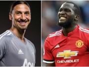 """MU: Lukaku  """" mèo ngoan """"  đáng dự bị,  """" sư tử """"  Ibrahimovic nên đá chính"""