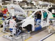 Toyota đối diện nguy cơ đóng cửa nhà máy