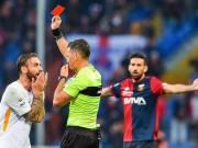 Giở trò  Chí Phèo ăn vạ , sao Ý nhận thẻ đỏ xấu hổ nhất đời